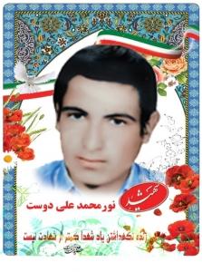 نورمحمد علی دوست