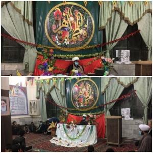 برگزاری جشن ولادت حضرت زهرا