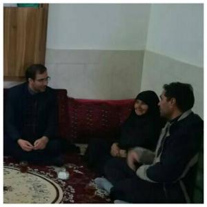 درگذشت مادر محترمه شهیدخجند