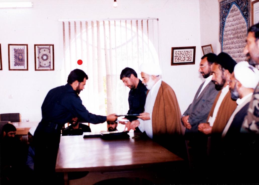 تصویر شهید افراسیابی
